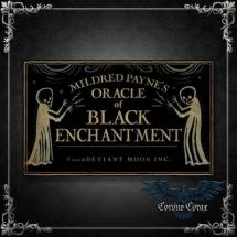 Mildred Payne's Oracle of Black Enchantment de Patrick Valenza - boutique esoterique en ligne