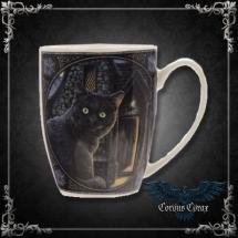 Mug Chat Noir - Lisa Parker - boutique esoterique en ligne