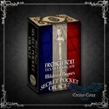 Edition Française : Mildred Payne's Secret Pocket Oracle de Patrick Valenza - boutique esoterique en ligne