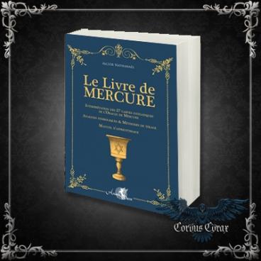 Le livre de Mercure - Boutique ésotérique en ligne