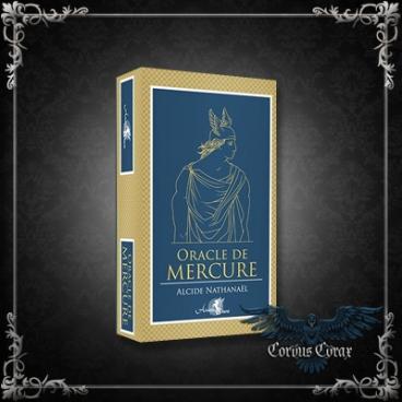 L'Oracle de Mercure - Boutique ésotérique en ligne