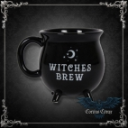 Mug Witches Brew chaudron