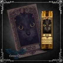 Lampion Chat Noir Produit-Maison