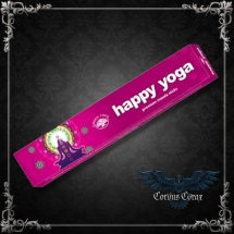 Encens Happy Yoga - Green Tree - 15grs - boutique esoterique en ligne