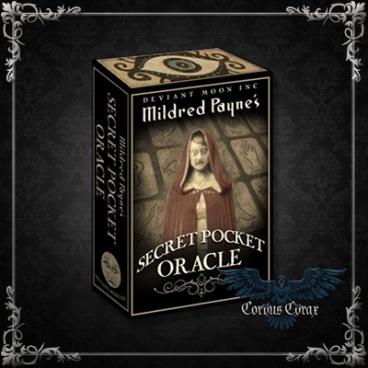 Mildred Payne's Secret Pocket Oracle de Patrick Valenza (Anglais ) Seconde Edition - Boutique ésotérique en ligne