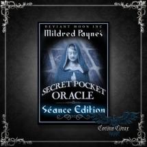 Séance Edition - Mildred Payne's Secret Pocket Oracle - boutique esoterique en ligne