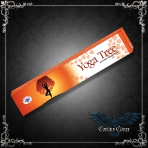 Encens Yoga Tree - Green Tree - 15grs - boutique esoterique en ligne