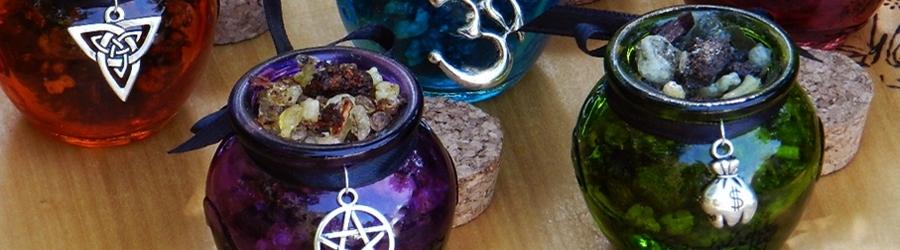 Encens grains et poudre