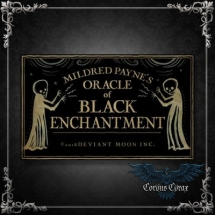 Mildred Payne's Oracle of Black Enchantment de Patrick Valenza - boutique esoterique en ligne