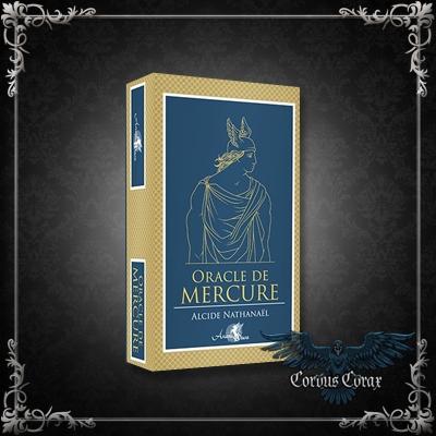 L'Oracle de Mercure - Boutique ésotérique Corvus Corax