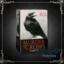 Murder of Crows Tarot - boutique esoterique en ligne