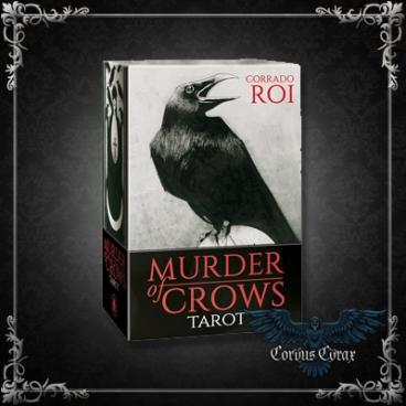 Murder of Crows Tarot - Boutique ésotérique en ligne