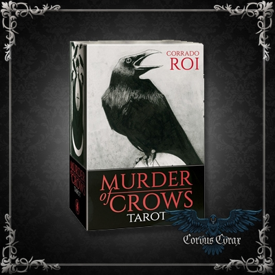 Murder of Crows Tarot - Boutique ésotérique Corvus Corax