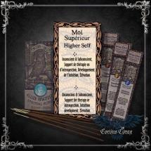 Encens artisanal Alliés MOI SUPERIEUR - Wise Owl  - boutique esoterique en ligne