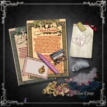 Kit Rituel – Rituel d'Amour (Bilingue) - boutique esoterique en ligne