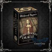 Mildred Payne's Secret Pocket Oracle de Patrick Valenza - boutique esoterique en ligne