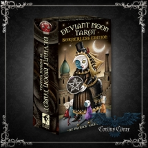 Deviant Moon Tarot - Borderless Edition - boutique esoterique en ligne