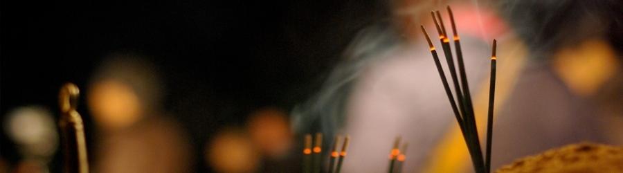 Encens artisanal en bâton